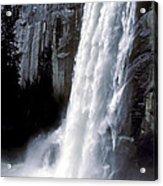 Vernal Falls Profile Acrylic Print
