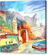 Vernazza In Italy 07 Acrylic Print