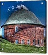 Vernon County Barn Acrylic Print