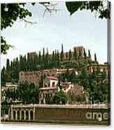 Verona On The Adige Acrylic Print