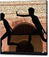 Verona Sculpture Acrylic Print