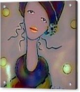 Veronique Acrylic Print