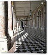 Versailles Grand Trianon Acrylic Print