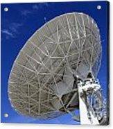 Very Large Array Of Radio Telescopes 4 Acrylic Print