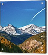 Very Thin Air Acrylic Print