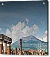 Vesuvius Acrylic Print