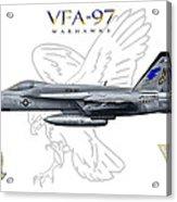 Vfa-97 2014 Acrylic Print