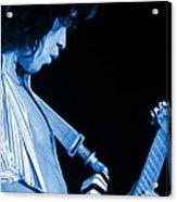 Vh #18 In Blue Acrylic Print