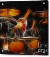 Vh-alex-balance-gb32-fractal Acrylic Print