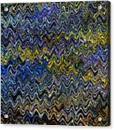 Vibrant Colors Acrylic Print