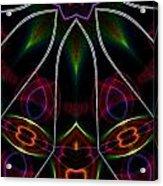 Vibrational Tendencies Acrylic Print