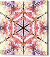 Vibrations Of Light Acrylic Print