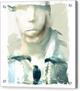 Victim Of The Heart Acrylic Print by Bob Salo