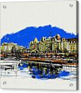 Victoria Art 011 Acrylic Print