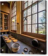 Victorian Baking Acrylic Print by Adrian Evans