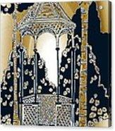 Victorian Gazebo 79 II Acrylic Print