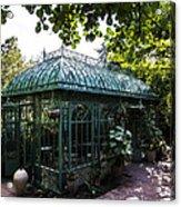 Victorian Greenhouse Acrylic Print