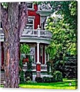 Victorian Home Acrylic Print