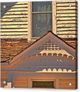 Victorian House Detail Acrylic Print
