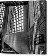 Victorian Jail Staircase V2 Acrylic Print