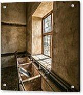 Victorian Laundry Room Acrylic Print