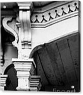 Victorian Moulding Acrylic Print