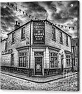 Victorian Pub Acrylic Print