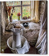 Victorian Wash Area Acrylic Print