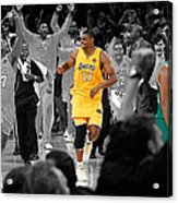 Victory And Defeat Acrylic Print