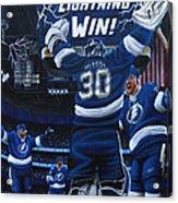 Victory Acrylic Print