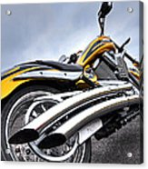 Victory Motorcycle 106 Vertical Acrylic Print