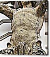 Vienna Pillar Acrylic Print