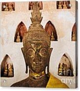 Vientiane Buddha 2 Acrylic Print