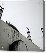 Vientiane Minarets Acrylic Print