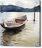 Vietnam Waters Acrylic Print