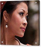Vietnamese Bride 12 Acrylic Print