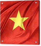 Vietnamese Flag Acrylic Print