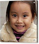 Vietnamese Girl 03 Acrylic Print