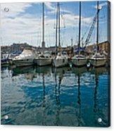 Vieux Port Acrylic Print
