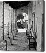 View At The End Acrylic Print