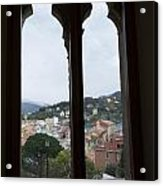 View From A Window Acrylic Print