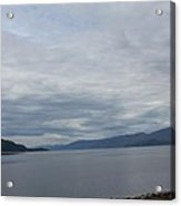 View From Ballachulish Acrylic Print