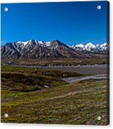 View From Eielson Acrylic Print