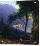 View From Livadia-1861 Acrylic Print
