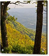 View From Lookout Mountain Acrylic Print