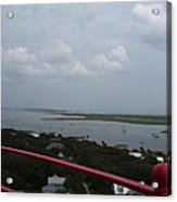 View From St. Augustine Light Acrylic Print