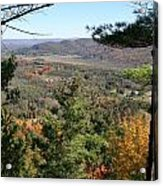 View From The Top Acrylic Print