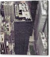 View From The World Trade Center Acrylic Print