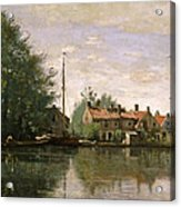 View In Holland Acrylic Print