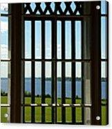 View Of Naragansett Bay Acrylic Print